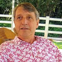 Portrait of Prof. Charl Hugo